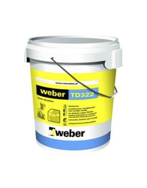 weber td 322